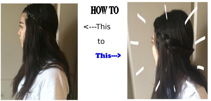 MAKE small Braid BIG