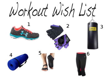 WorkOut Wish List