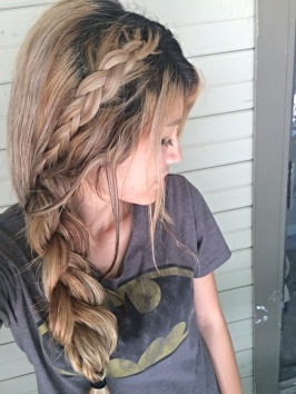 DOUBLE SIDE BRAID