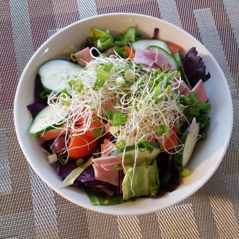 SAVORY ASIAN SALAD